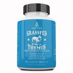 thymus contre les réactions histaminiques