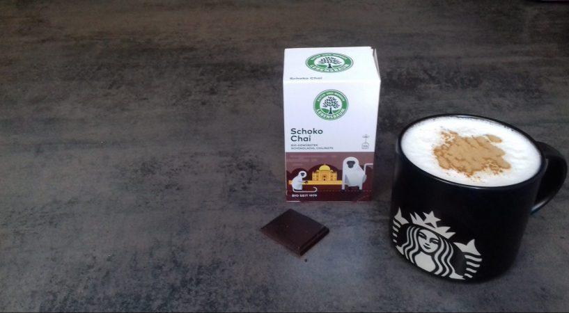 chaï latte pour diète céto