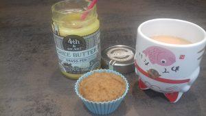 muffin au beurre