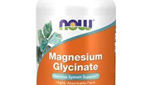 magnesium glycine now