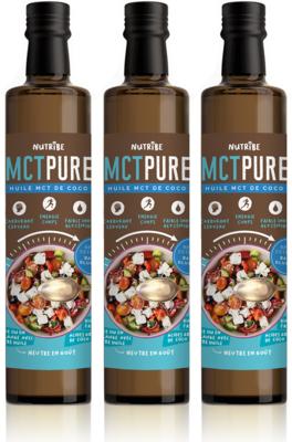 huile MCT regime cetogene