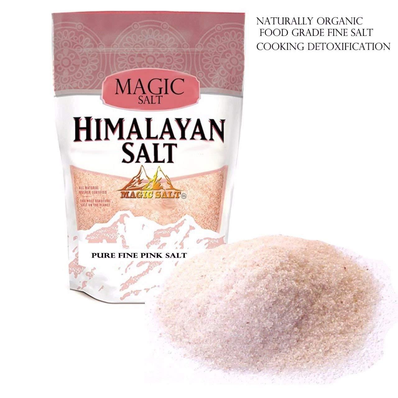 sel rose d'himalaya régime cétogène