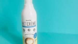 mct creme nutribe regime cetogene