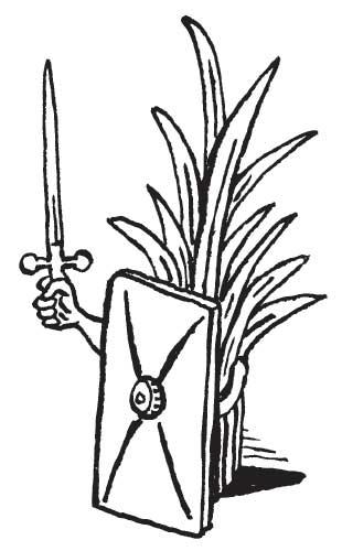 défense des plantes