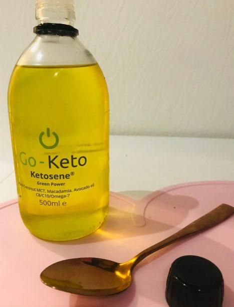 analyse produit cétogène ketosene