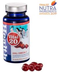 omega 3 krill EPA DHA