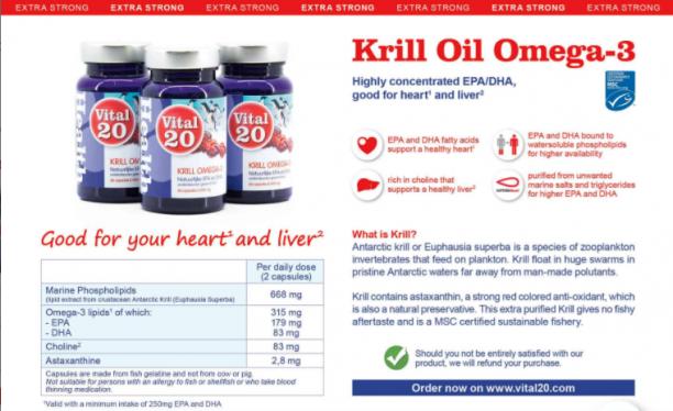 omega 3 du krill