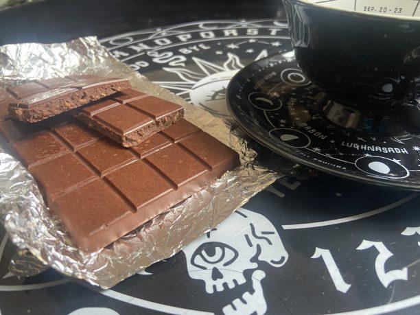chocolat lait coco KETO